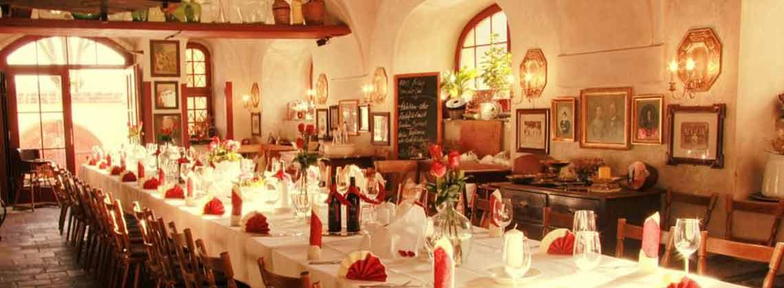 Gastbereich Altes Handelshaus in Plauen