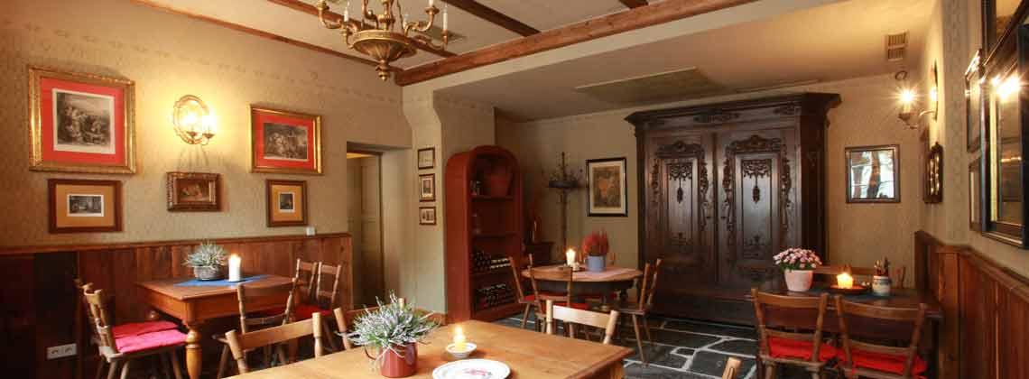 Tradition und Geschichte im Alten Handelshaus in Plauen