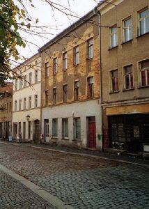 Altes Handelshaus Plauen- Bilder Umbau