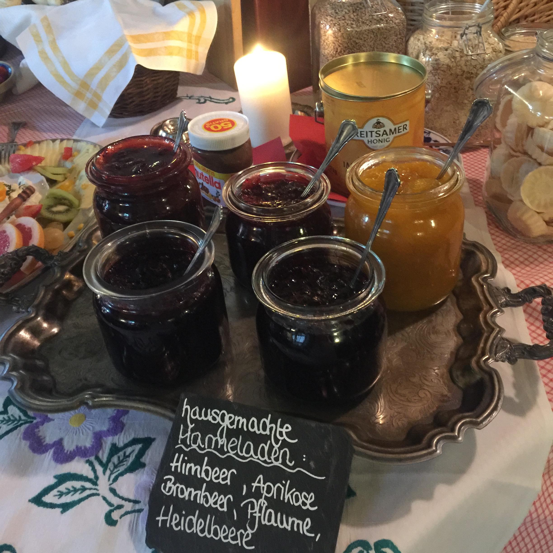 Marmeladen | Altes Handelshaus Plauen